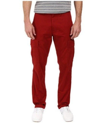 Levis 541 Men's Cranberry Athletic Fit Cargo Pants