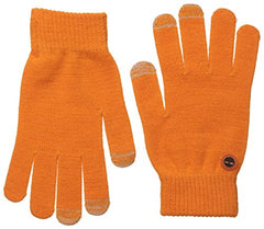 Timberland Men's Magic Glove with Touchscreen Technology, Burnt Orange, One Size