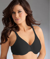 Bali Black Passion for Comfort Minimizer Bra, Size 32DDD