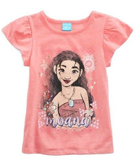 Disney Moana T-Shirt, Little Girls, NWT