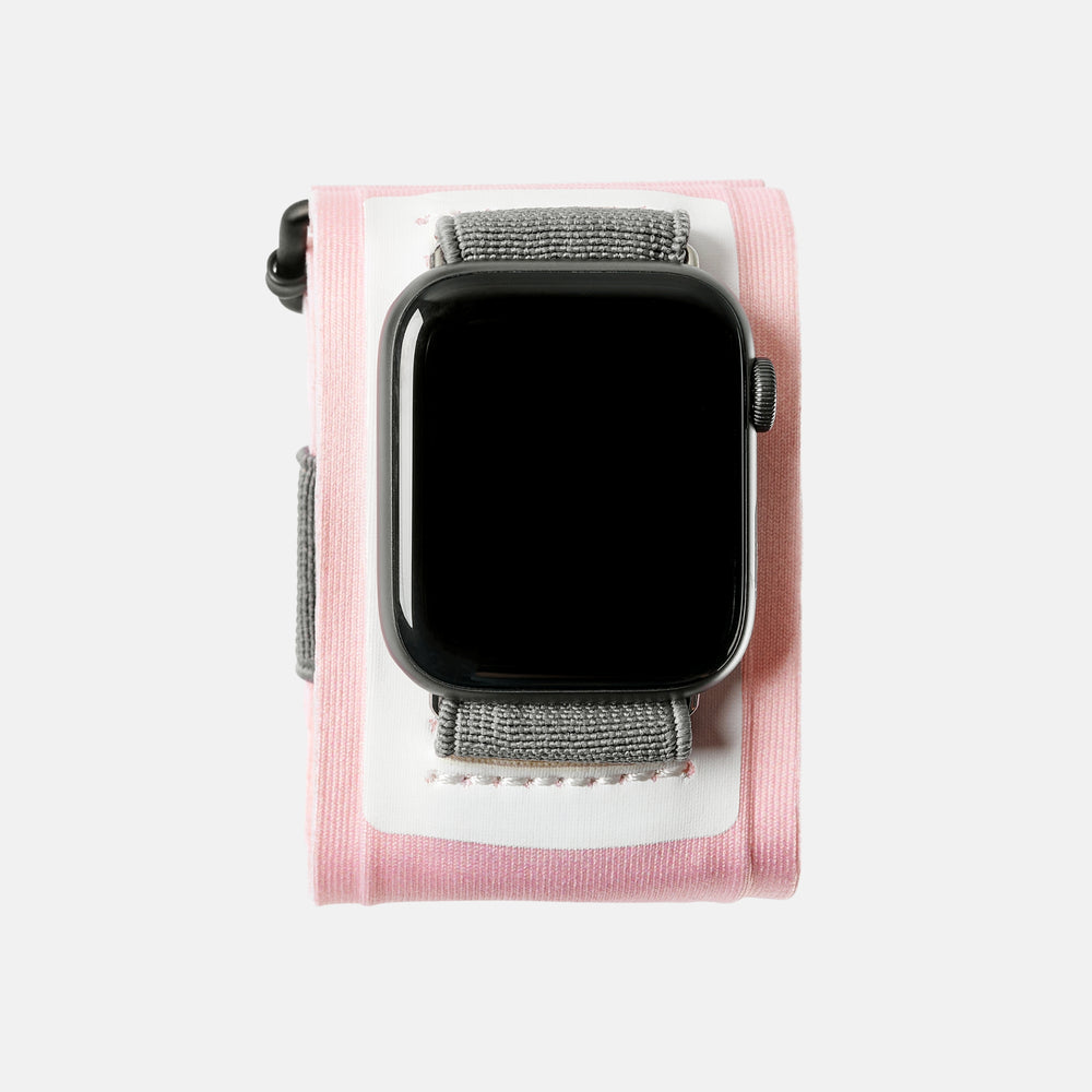 Apple Watch Sport Band Blush
