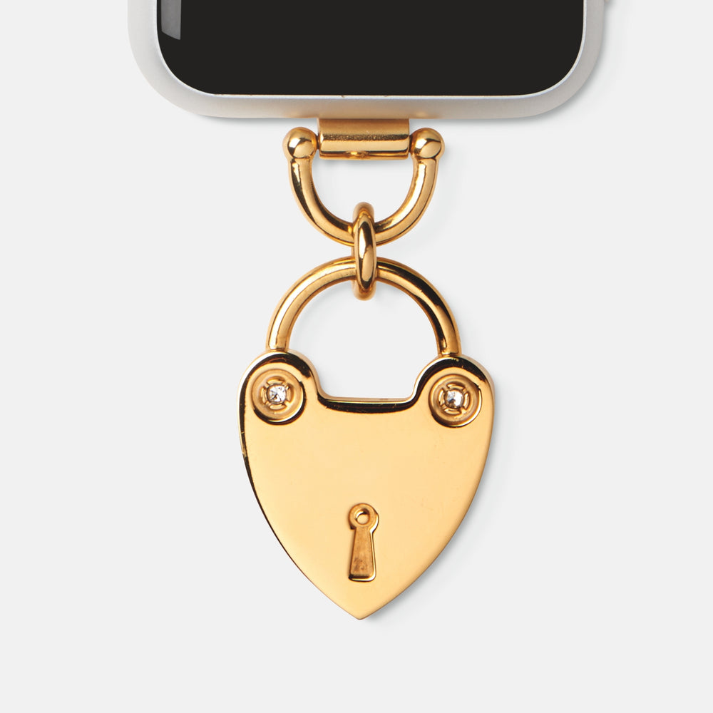 Apple Watch Heartlock Charm