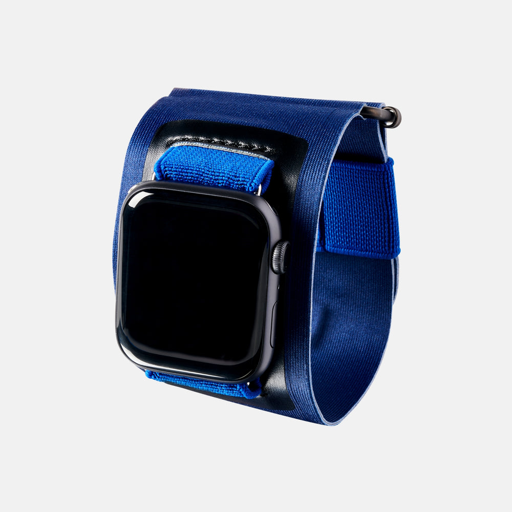 Apple Watch Sport Band Retro Blue