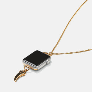 Apple Watch Charm Necklace Horn