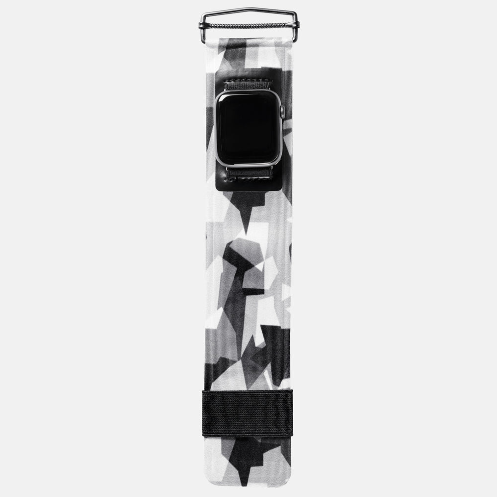 Load image into Gallery viewer, Grey Camo Sport Band