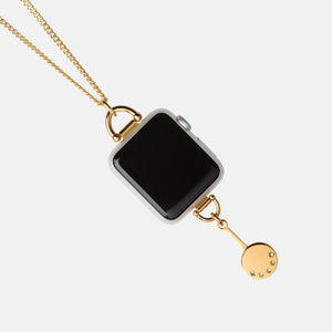 Apple Watch Charm Necklace Pendulum