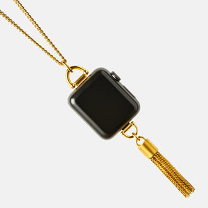Apple Watch Charm Necklace Tassel
