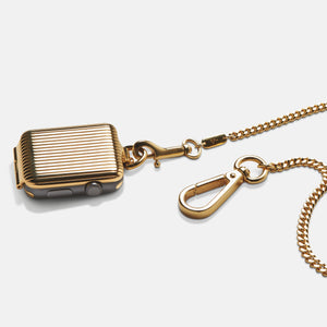 Apple Watch Pocket Watch Pinstripe