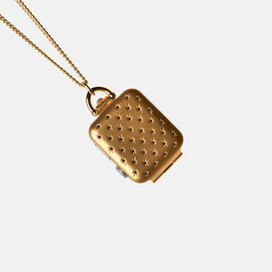 Gold Constellation Locket 42mm/SERIES 1