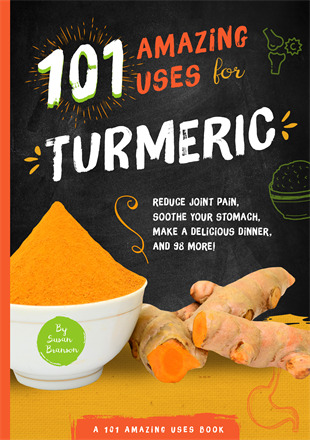 Familius, LLC - 101 Amazing Uses for Turmeric - Good World Goods