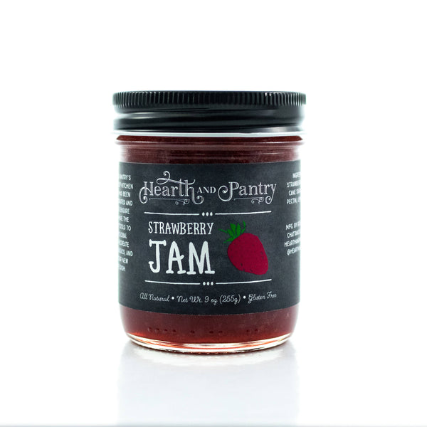 RogersMade - Strawberry Jam