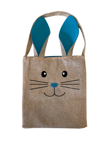 Newcastle Classics - Tote Bag - Bunny -Blue - Good World Goods