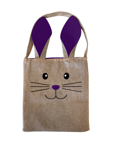 Newcastle Classics - Tote Bag - Bunny  -Purple - Good World Goods