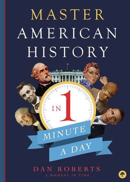 Master American History in 1 Minute a Day - Good World Goods
