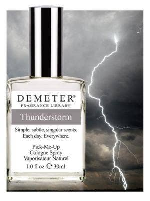 Demeter Fragrance Library - Thunderstorm Cologne Spray - Good World Goods