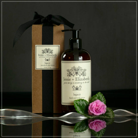 11 oz Legacy Smooth and Silky Lotion - Good World Goods