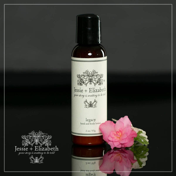 2 oz Legacy Smooth and Silky Lotion - Good World Goods