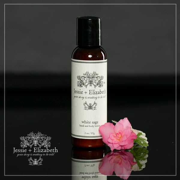 2 oz White Sage Smooth and Silky Lotion