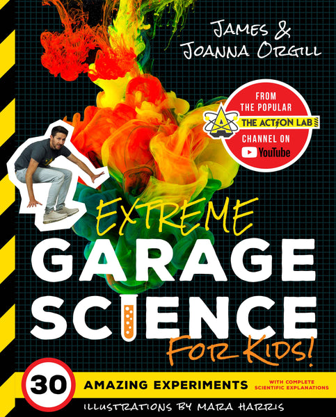 Extreme Garage Science for Kids - Good World Goods
