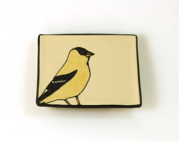 Pottery - Goldfinch 4