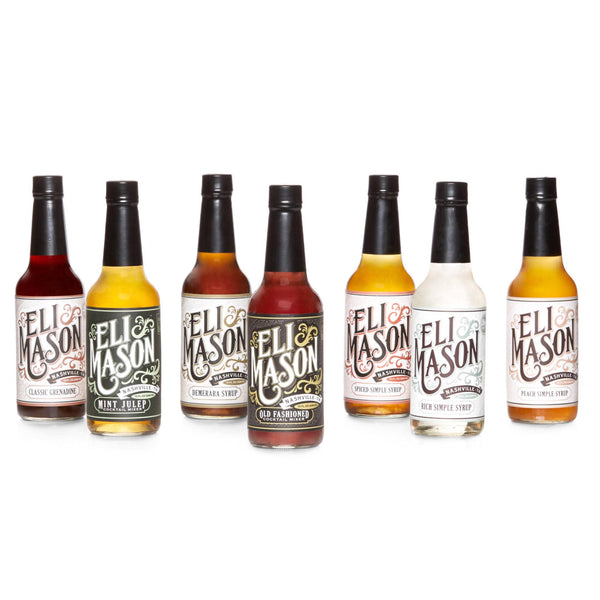 Eli Mason Flavors and Drink Mixers - Good World Goods