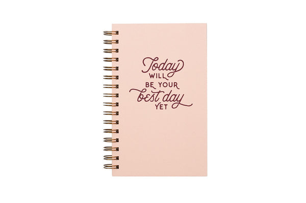 Best Day Yet Weekly Planner Journal - Good World Goods