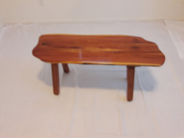 Solid Cedar Table
