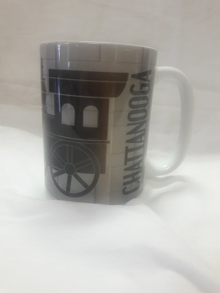 Chattanooga Mug - Train - Good World Goods