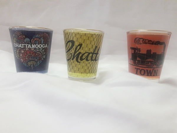 Shot Glass - Train, Choo Choo - Good World Goods