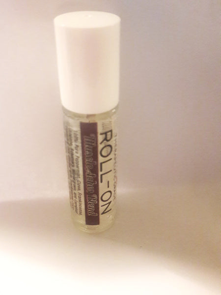 Essential Oil Roll On - Muscle Aches