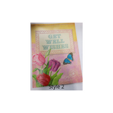 Greeting Cards - Get Well Soon - Good World Goods