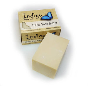 100 % Shea Butter Soap you will Love! - Good World Goods