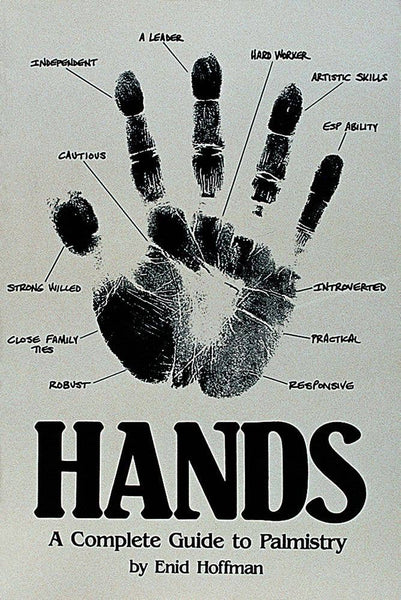 Hands Books - A Complete Guide to Palmistry - Good World Goods