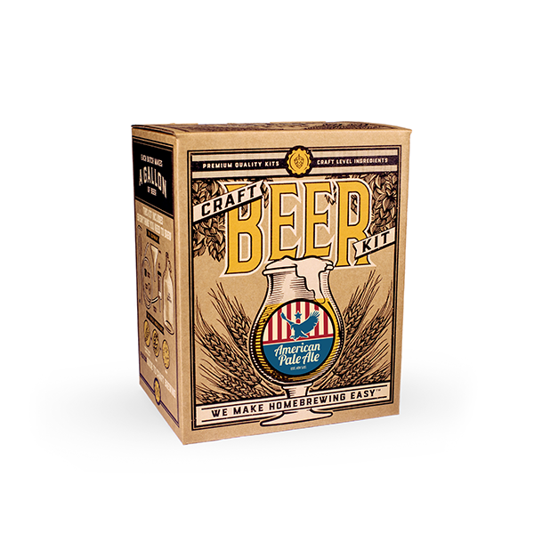 American Pale Ale Brewing Kit - Good World Goods