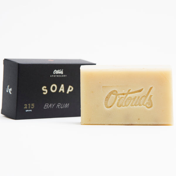O'Douds - Bay Rum Soap - Good World Goods