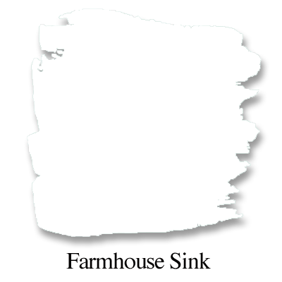 Bungalow 47 Furniture Paint - Farmhouse Sink Furniture Paint