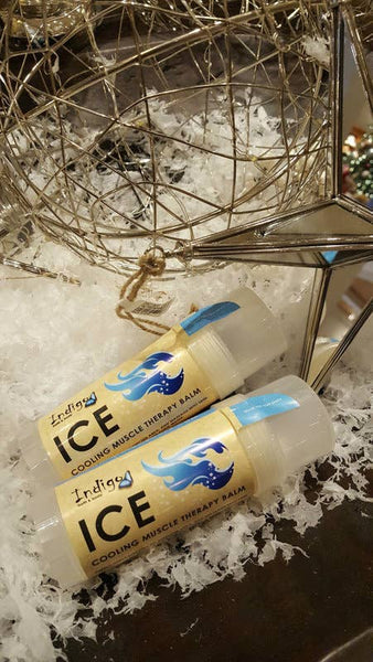 Ice Muscle Therapy Balm - Good World Goods
