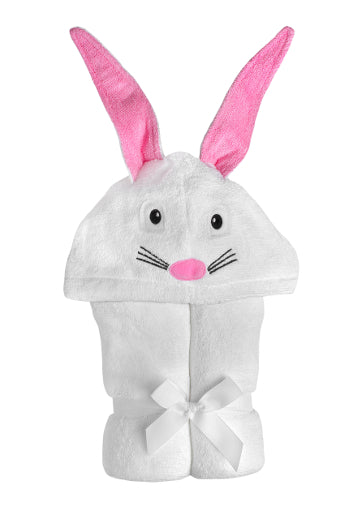 Yikes Twins - Infant Bunny Hooded Towels