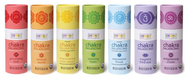 Chakra Balancing Perfume Essential Oil - Good World Goods
