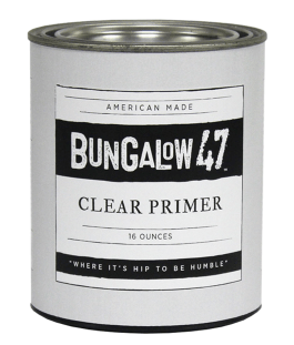 Bungalow 47 Furniture Paint -  Clear Primer