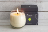 Sanari Candle - Sorbetto - Blood Orange, Coconut, Vanilla Bean 16oz/450gr