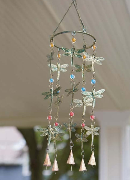 Wind chime, dragonfly - Good World Goods