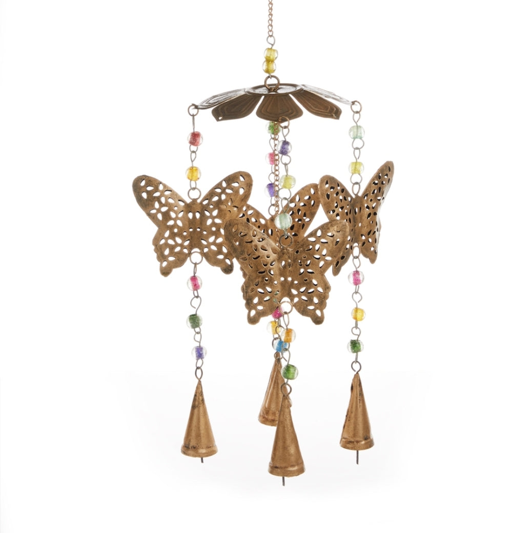 Wind chime, butterfly - Good World Goods