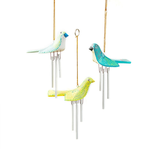 Bird wind chime - Good World Goods