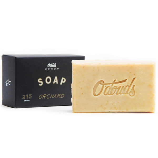 O'Douds - Orchard Soap - Good World Goods