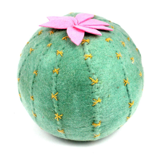Felted Friends Cactus - Silk Road (G)