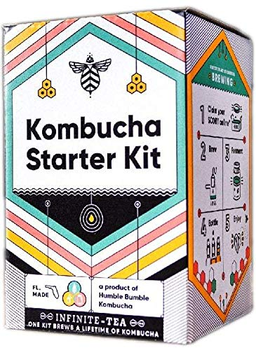 Craft a Brew - Kombucha Starter Kit