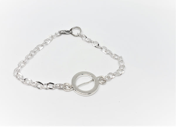 Circle linked Bracelet - Good World Goods