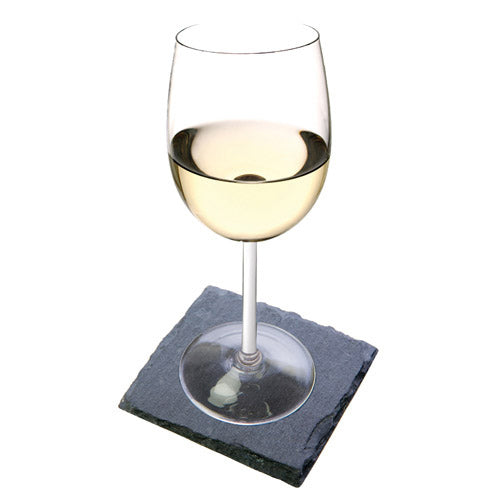 Square Slate Coaster Set - Good World Goods