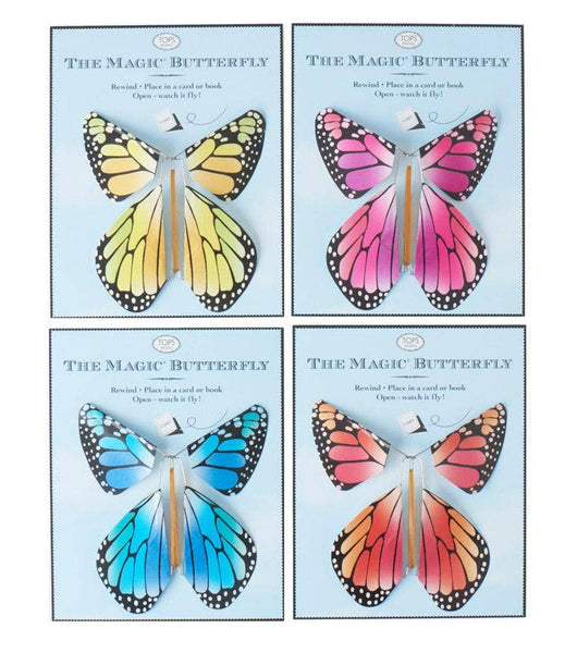 Magic Flying Rainbow Butterfly